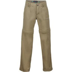 Marmot Lobo - Pantalones Niños - beige